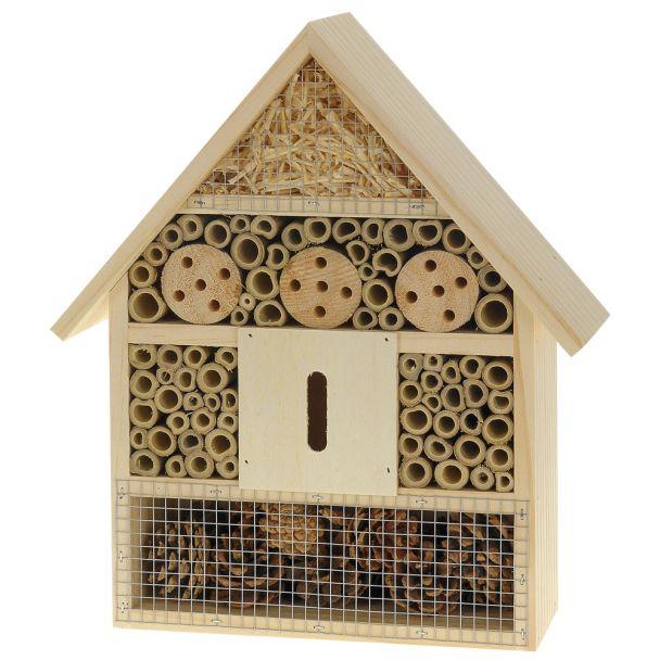 Insektenhotel, 31 x 26 x 9 cm