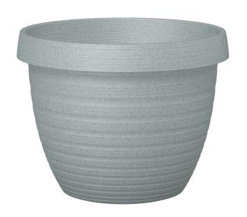 'Country Star®' Granite Grey 30 cm Pflanzgefäß