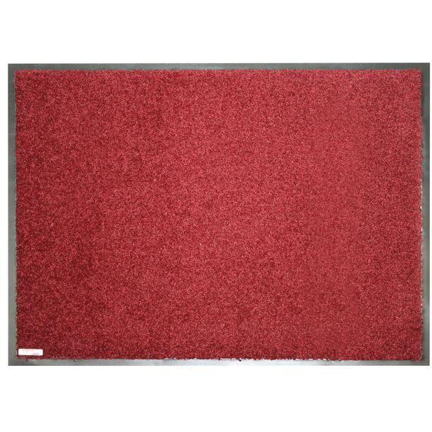 Fußmatte 'Broadway', 50 x 70 cm, rot