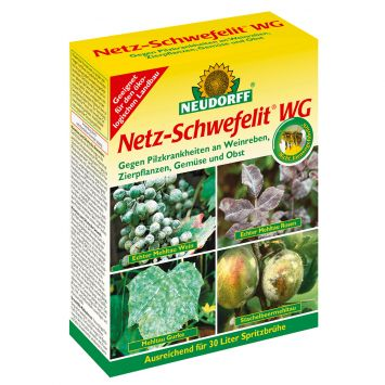 Netz-Schwefelit® WG 5 x 15 g (100 g / € 12,65)