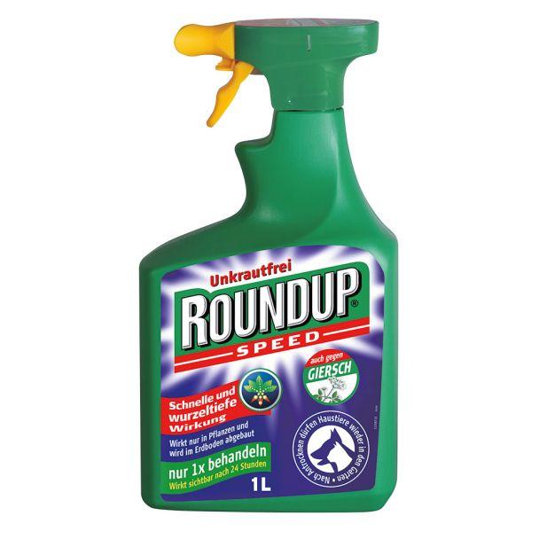 ROUNDUP® SPEED, Unkrautfrei 1 Liter
