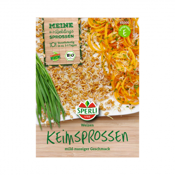 Bio Keimsprossen 'Weizen'