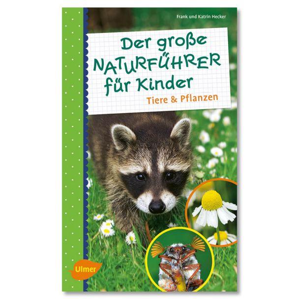 Buch 'Der große Naturführer für Kinder'