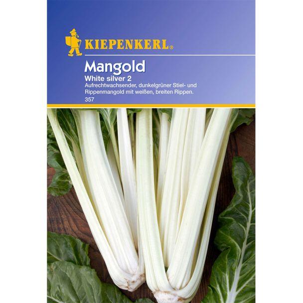 Mangold 'White Silver 2'