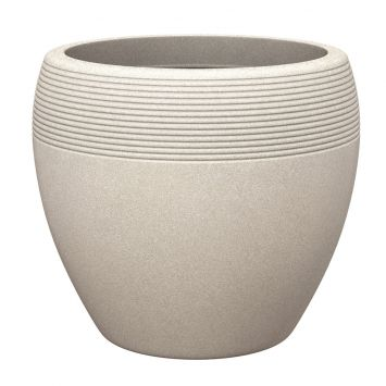 'Lineo®' Sand 30 cm Pflanzgefäß