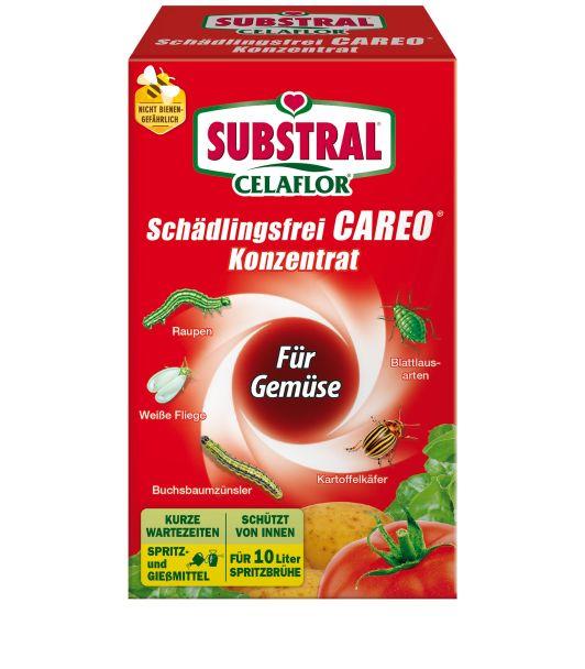 Substral Celaflor® Schädlingsfrei Careo® Konzentrat für Gemüse 100 ml (100 ml / € 12,99)