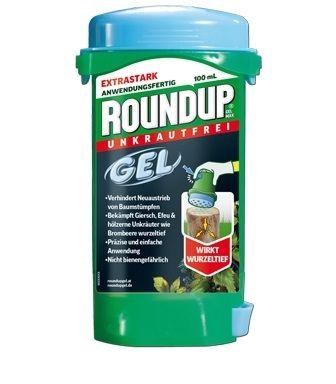 ROUNDUP® GEL MAX UNKRAUTFREI 100 ml