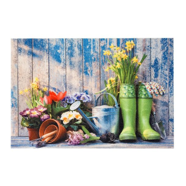 ASTRA Fußmatte Deco Print, Garden 40 x 60 cm