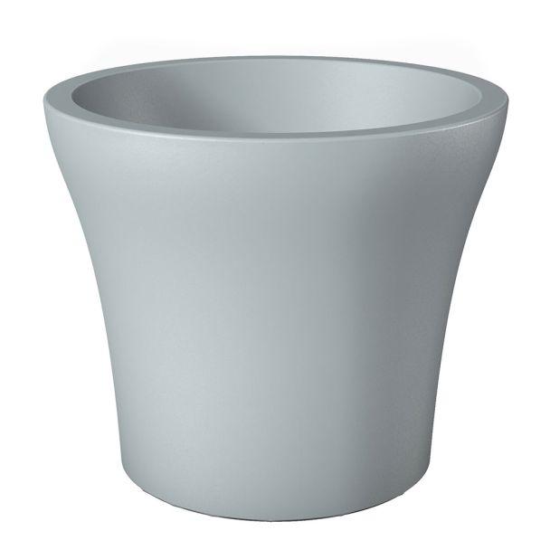 'No1 Style®' Pure Grey 30 cm Pflanzgefäß