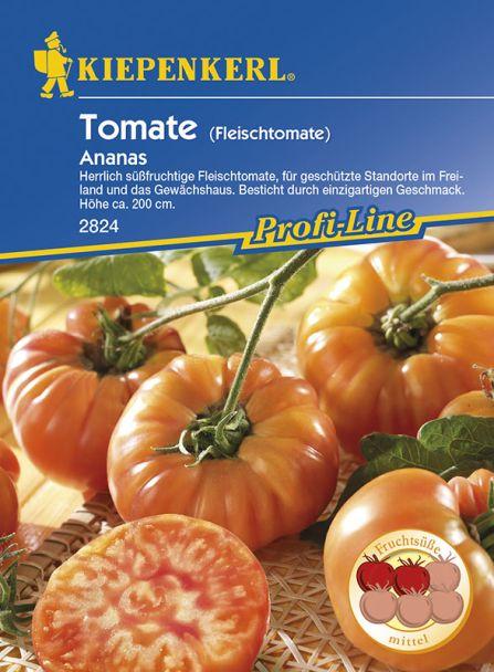 Tomate (Fleischtomate) 'Ananas'