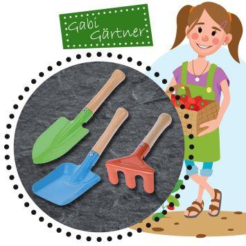Kinder-Werkzeug Gabi Gärtner