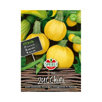 Zucchini One Ball, F1