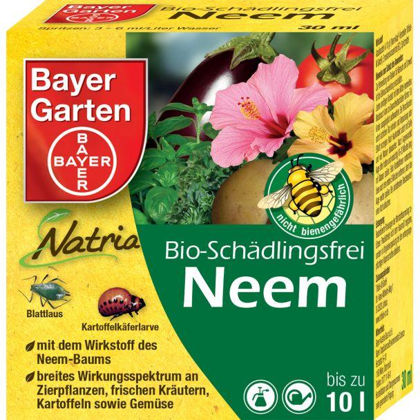 Bio-Schädlingsfrei Neem 30 ml (100 ml / € 3,33)