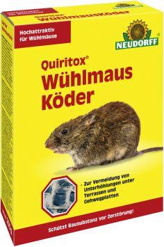 Quiritox® Wühlmaus Köder - 200 g (100g/ € 7,75 )