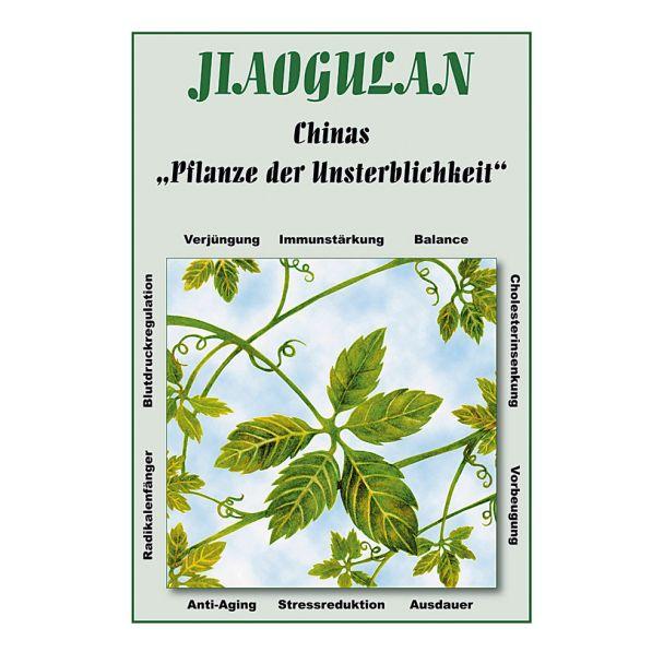 Buch 'Jiaogulan'