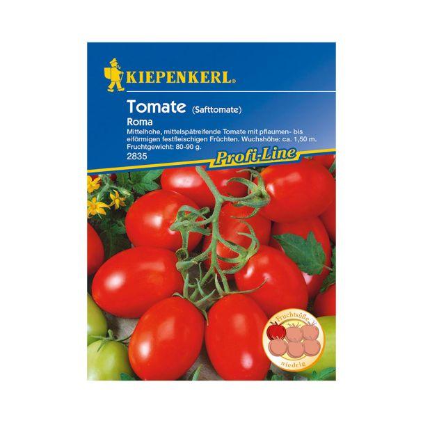 Tomaten (Eiertomaten) 'Roma'