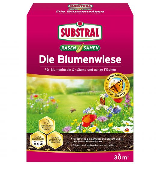 Substral® Blumenwiese 300 g für 30 m² (100 g / € 5,00)