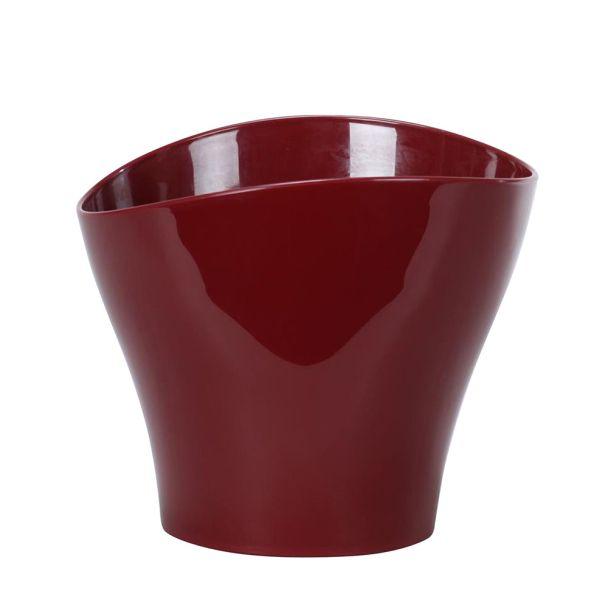 Übertopf 'Wave Home' Bright Red Ø 28 cm