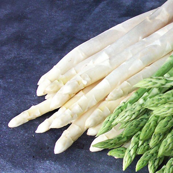 'Delikatess-Weißspargel'