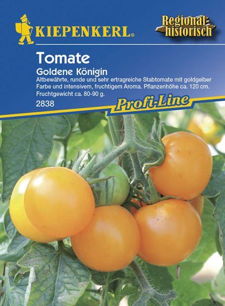 Tomaten 'Goldene Königin'