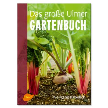 Buch 'Das große Ulmer Gartenbuch'