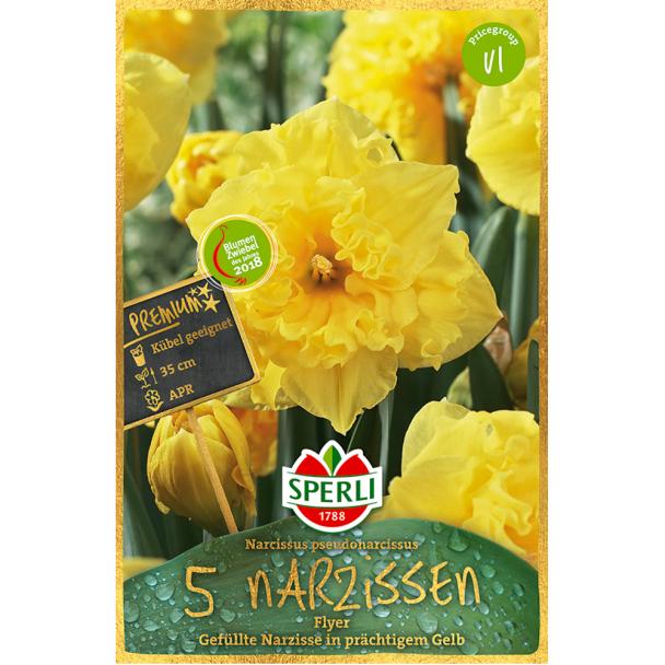 Sperli Premium Narzissen Flyer