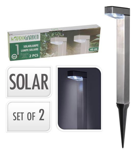 Solarlampen-Set
