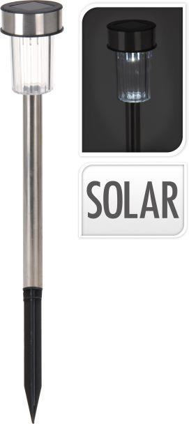 Solarlampe, 36,5 cm, aufladbar
