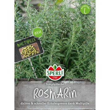 Rosmarin - SimplyHerbs Multipille - Saatgut