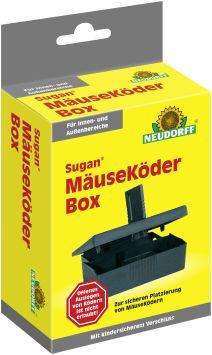 Sugan® Mäuse Köder Box