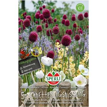 Sperli Frühlingsgarten Schmetterlings-Mischung
