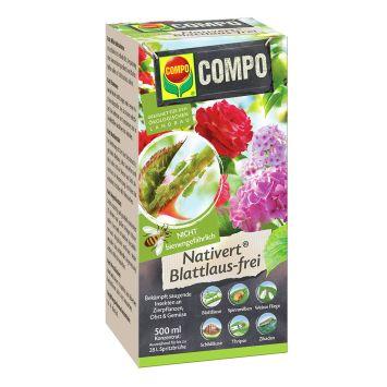 COMPO Nativert® Blattlaus-frei - Konzentrat, 500 ml (100 ml = € 2,40)