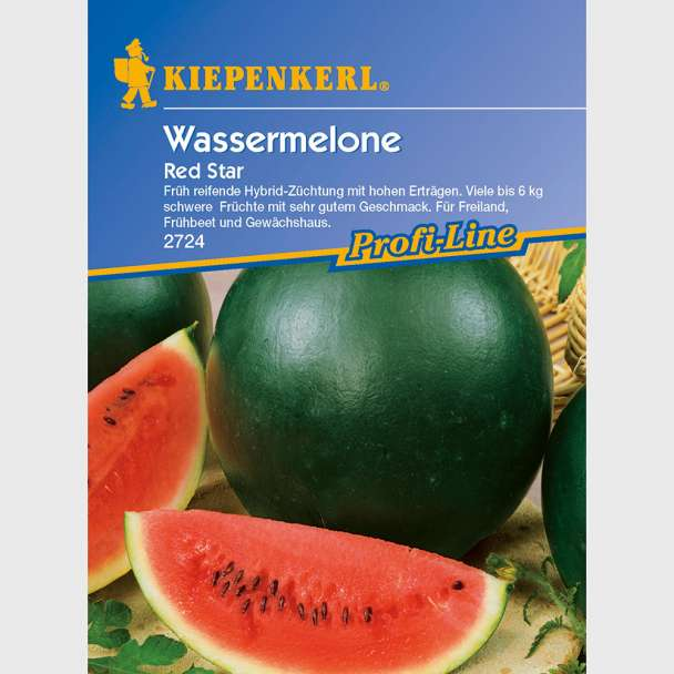 Melone 'Red Star' F1