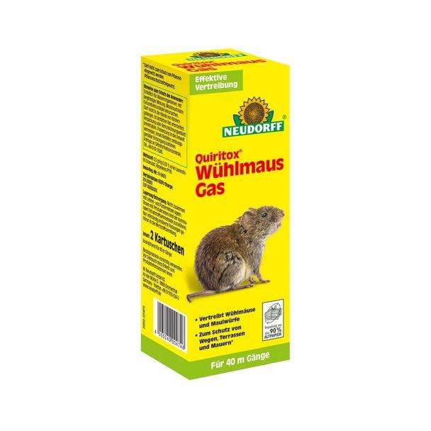 Quiritox® Wühlmaus Gas (2 Stück)