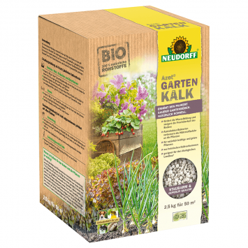Azet® 'GartenKalk 2,5 kg (1 kg / € 2,20)
