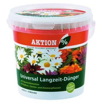Universal Langzeit-Dünger 1 kg (100 g / € 0,70)