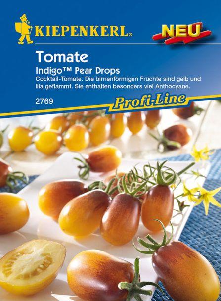 Tomate 'Indigo™ Pear Drops'