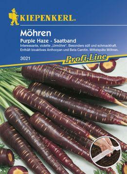 Möhren 'Purple Haze' F1 (Saatband)