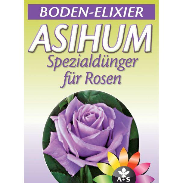 ASIHUM-Spezialdünger für alle Rosen