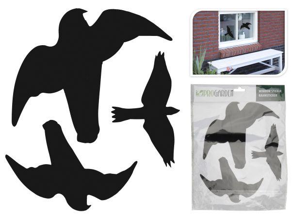 Vogelschutz Fensteraufkleber