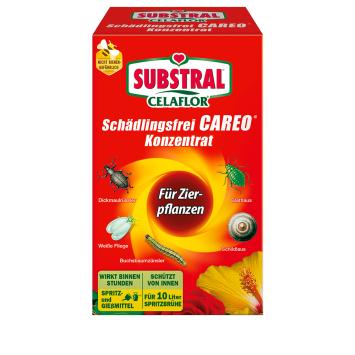 Celaflor® 'Schädlingsfrei CAREO' Konzentrat 250 ml  (100 ml / € 7,60)