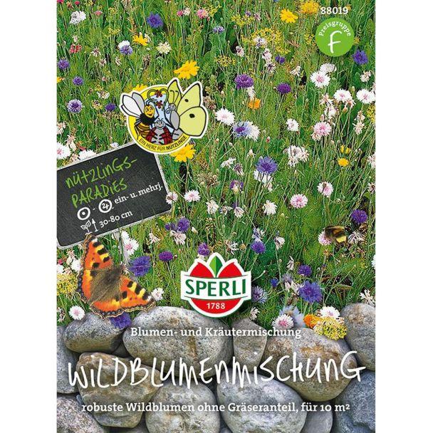 'Wildblumenmischung' Blumen- und Kräutermischung