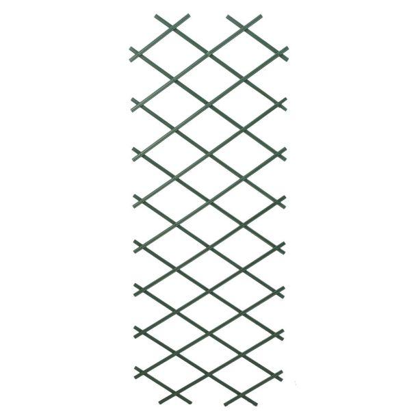 Ausklappbares Kletterspalier für Balkone und kleine Terrassen