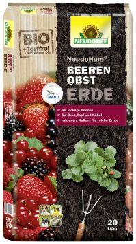 Neudorff NeudoHum® BeerenobstErde, 20 Liter (1 Liter / € 0,35)