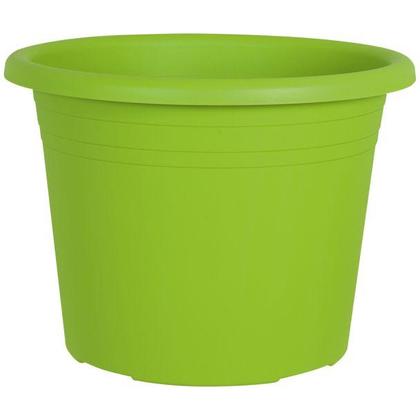 Blumentopf 'Cylindro', mintgrün, Ø 30 cm