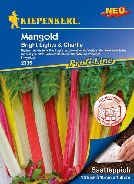 Mangold Bright Lights & Charlie F1 (Saatteppich)
