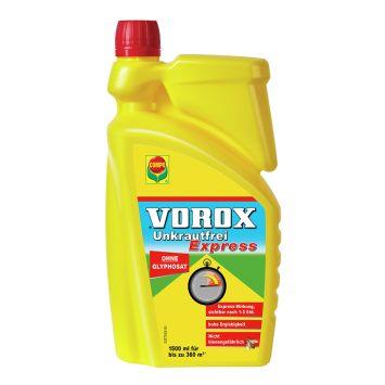 VOROX® Unkrautfrei Express Konzentrat - 1500 ml (1 l = € 13,33)