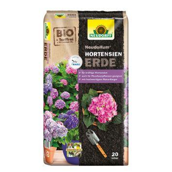 NeudoHum® HortensienErde, 20 Liter (1 Liter / € 0,35)