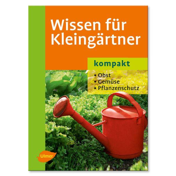 Buch 'Wissen für Kleingärtner -kompakt'