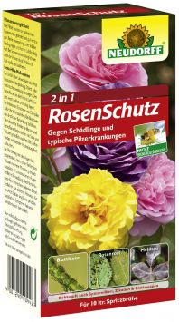 2in1 RosenSchutz - Kombipackung